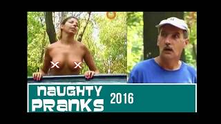 | Sex In Car PRANK | Just For Laughs Gags Naughty Pranks 2016 Try Not To Laugh Challenge