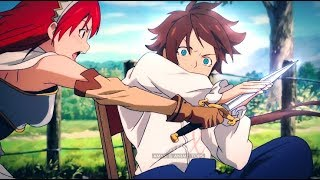 TOP 15 BEST FANTASY/MAGIC/ACTION ANIME!『60FPS』 ᴴᴰ