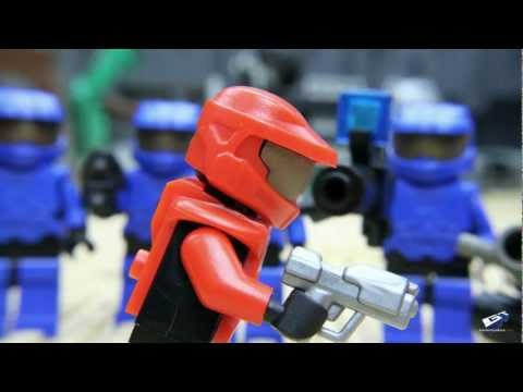 Battle of the Brick Built for Combat The Movie