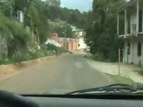 Cuesta Colorada Jacala Hgo. SAN NICOLÁS