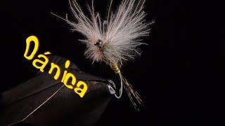 fly tying DANICA MAYFLY por Jorge G