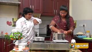 Butter Cake - Ungal Kitchen Engal Chef (10/11/2014)