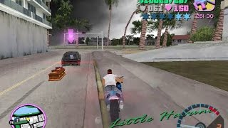 GTA Vice City Mission Tow Bit Hit