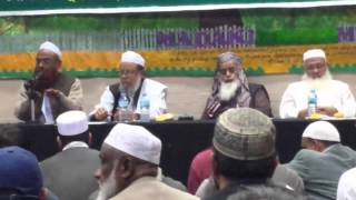 bangla new waz Maulana Nurul Islam Olipuri,Madani Grils School,London