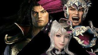 Dynasty Warriors 9 Hua Xiong Vs Lu Bu | The Tough Get Going