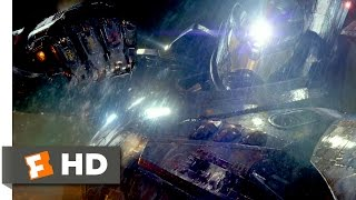 Pacific Rim - Rumble on the Docks Scene (5/10) | Movieclips