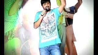 Music Director Wajid Sings At 'Miley Naa Miley Hum' - Music Launch