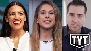 Ana Destroys Conservative's Alexandria Ocasio-Cortez Conspiracy