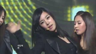 【TVPP】SNSD - Run Devil Run, 소녀시대 - 런 데빌 런 @ Show Music Core Live