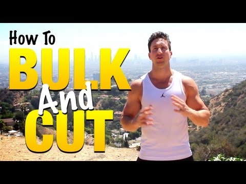 How To Bulk And Cut Tips From A Fitness Model On Bulking And Cutting