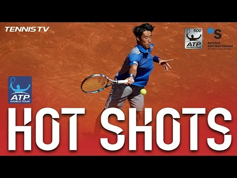 Sugita Shows Off Sublime Touch In Barcelona 2017 Hot Shot