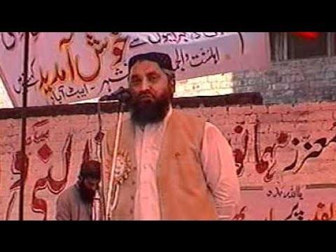 Gunmen kill leader of hard-line Sunni group in Pakistan