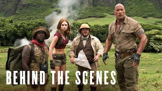 Jumanji: Welcome to the Jungle - Evolution Featurette - At Cinemas December 20