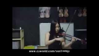 Sori - Canon in D (Electric Violin).flv