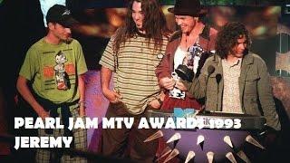 Pearl Jam MTV Video Awards 1993 (JEREMY)