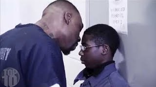10 Most SAVAGE Moments On Beyond Scared Straight