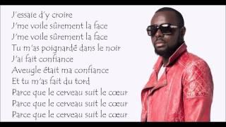 Maître Gims - Brisé Lyrics (Paroles)