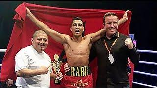Boxe: Mohammed Rabii met KO Laszlo Kovacs