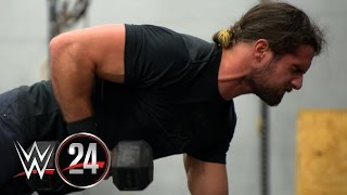 Rollins pushes himself while rehabbing his way back to the ring: WWE 24: Seth Rollins on WWE Network