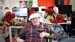 The Worst Things About Office Holiday Parties: Whine About It