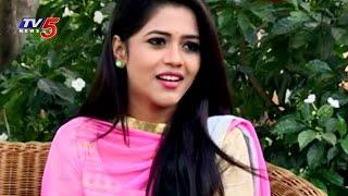 Sravana Sameeralu Fame Sindhuja Alladi Interview | TV Show | TV5 News