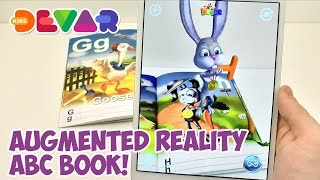 ABC 2.0 in Augmented Reality by DEVAR kids