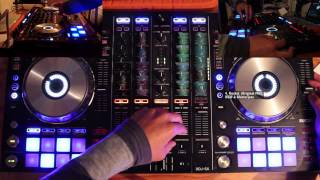 DDJ-SX | EDM mix 2015 | By DJ John Arly