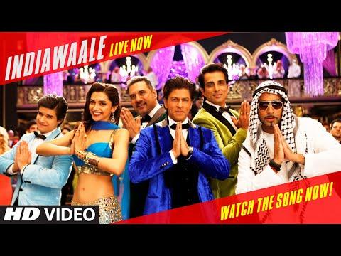 Official India Waale Video Song Happy New Year Shah Rukh Khan Deepika Padukone