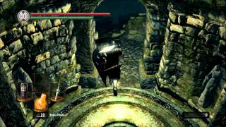Dark Souls - Fast route to Four Kings