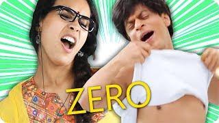 لنشاهد اعلان فيلم شاروخان الجديد -  Zero Teaser | Shah Rukh Khan | Reaction
