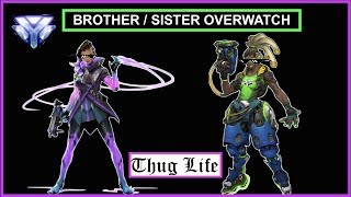 SOMBRA'ing With My Sister!!! (w/Commentary) - Lijiang Ranked