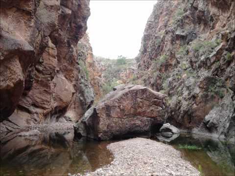 Aguas Termales La Concha Peñon Blanco Durango