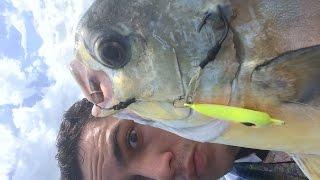 Expedição Guaíba -  Robalos e Pampos Gigantes - Kayak fishing and Camping - Survivorman