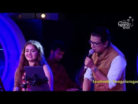 Vijay Prakash & Anuradha Bhat singing