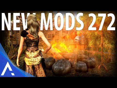 5 Brand New Console Mods 272 - Skyrim Special Edition (XB1/PC)