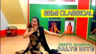 'JALTE DIYE' Full VIDEO song | Choreography | PREM RATAN DHAN PAYO | Salman Khan | Wingz Academy