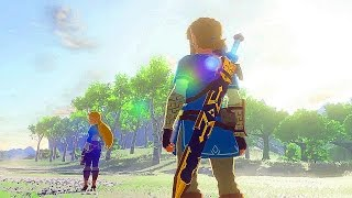 THE LEGEND OF ZELDA Breath of the Wild Story Trailer (Nintendo Switch - 2017)
