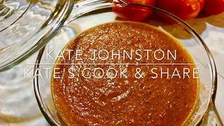 HOMEMADE PIZZA SAUCE|KATE JOHNSTON