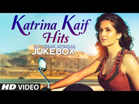 Katrina Kaif Songs Jukebox (Birthday Special) | Sheila Ki Jawani, Soni De Nakhre | T-Series