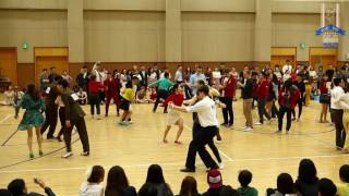 KLHC 2017 Couples Strictly Advanced Division Prelims Song 4 Cam 1