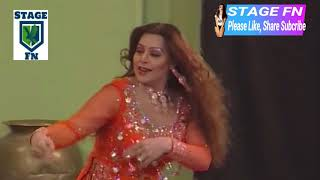 The Sexy MEGHA - Exclusive 2018 NEW Hot Mujra Song - Billi Akh Vay BY STAGE FN