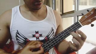 Oni Hasan - How to Play Purnota on a UKULELE.