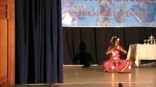 Kuchipudi Classical Dance by Nerosha