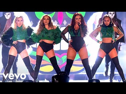 Little Mix - Black Magic - Live at The BRIT Awards 2016 Mp3