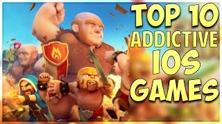 Top 10 Addictive iOS Games