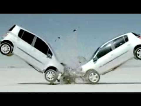 Crash Test Renault