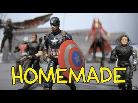 Xxx Mp4 Captain America Civil War Homemade Shot For Shot 3gp Sex