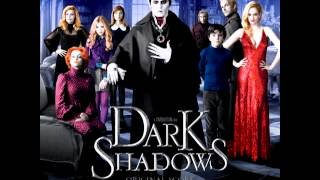 Dark Shadows Official Soundtrack - Vicky Enters Collinswood (Danny Elfman) Track 3