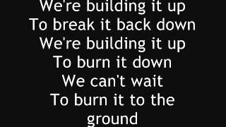 Linkin Park - Burn It To The Ground Lyrics