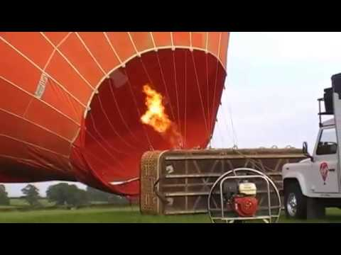Xxx Mp4 FIRST TIME VIRGIN HOT AIR BALLOON INFLATES READY FOR FLIGHT 3gp Sex
